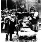 Four children - labelled