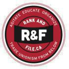 Rank and File logo